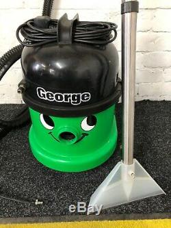 Reconditioned Numatic George Green WET & DRY Vacuum Carpet Cleaner FREE P&P