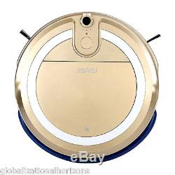 Robotic Automatic Vacuum Cleaner Robot Floor Wet Dry Sweeper Mop withCamera APP RC