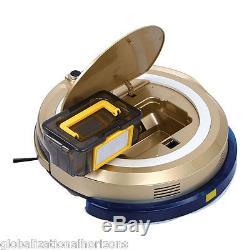 Robotic Automatic Vacuum Cleaner Robot Floor Wet Dry Sweeper Mop withCamera APP RC