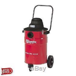SALE Milwaukee 8955 10-Gal. 1-Stage Wet/Dry Vac Cleaner Vacuums
