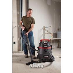 SALE RIDGID 14-gal. HEPA Wet/Dry Vacuum Vacuums Vacum Vaccum Cleaner Parts
