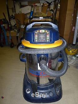 SEALEY PC80 VACUUM CLEANER INDUSTRIAL WET & DRY TWIN MOTOR 80LTR 1200/2400with240v