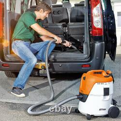 STIHL SE62 WET & DRY VACUUM CLEANER NEW POWERFUL HOOVER 1400w HEAVY DUTY BAGLESS
