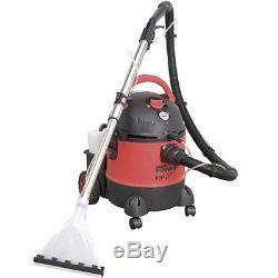 Sealey PC310 Valeting Machine Wet & Dry 20ltr 1250w 5ltr Carpet Cleaner