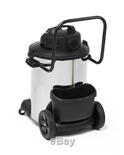 Shop Vac Pro 60-SI Wet/ Dry Vacuum Cleaner with Power Tool Plug-In, 60 Litre