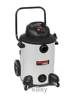 Shop Vac Pro 60-SI Wet/ Dry Vacuum Cleaner with Power Tool Plug-In 60 Litre 1