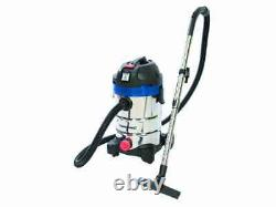 Silverline 575803 Silverstorm 1250W Wet/Dry Vacuum Cleaner 30Ltr 1250W EU