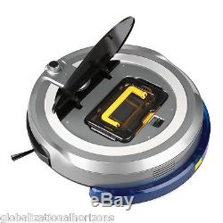Smart Robot Vacuum Cleaner Automatic Dry Wet with Camera APP RC for iOS Android