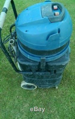 Soteco Vegas 429 Twin Motor 2600W Industrial Vacuum Cleaner Wet/Dry Vac