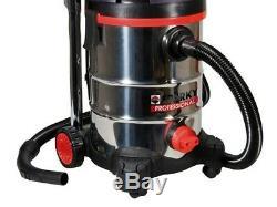 Sparky 30 Litre Wet & Dry Site Vacuum Cleaner 1700W 110v SPKVC1431L VC 1431