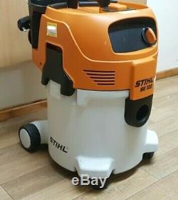 Stihl SE122 1500W Industrial Power Wet & Dry Vacuum Cleaner for Dirt & Liquid