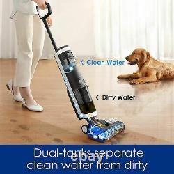 TINECO Floor One S3 Cordless Hardwood Floors Cleaner, Lightweight Wet Dry Vacuum