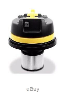 The IVC-50 LTR from Klarstein Wet/Dry Vacuum Cleaner