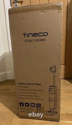 Tineco Cordless Wet Dry Vacuum Cleaner. IFLOOR3. BRAND NEW! SEALED