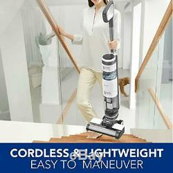 Tineco Cordless Wet Dry Vacuum Cleaner, iFLOOR3, One-Step Cleaning for Hard