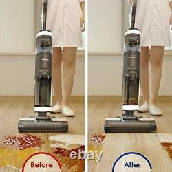 Tineco Wet and Dry Vacuum Cleaner, Cordless 3-in-1 Floor Cleaner FLOOR ONE S3