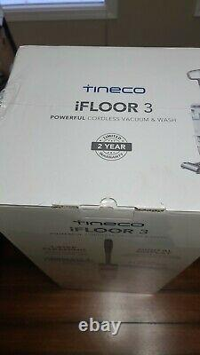 Tineco iFLOOR3 Cordless Wet Dry Vacuum Cleaner NEWEST MODEL IN HAND 2-DAY SHIP