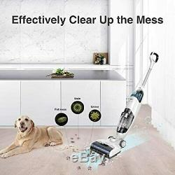 Tineco iFloor Cordless Wet Dry Vacuum Cleaner Lightweight Maneuverable Powerf