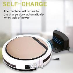 UK ILIFE V5S PRO Intelligent Robotic Vacuum Cleaner Dry Wet Auto Cleaning Robot