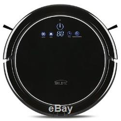 UK Robotic Automatic Vacuum Cleaner Wet Dry Sweeper Mop Rechargeable with Remote