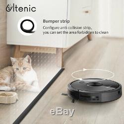 Ultenic D5s Alexa robotic vacuum cleaner Dry Wet Mopping Carpet Pet Hair Sweeper