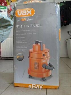 VAX 6131 Multivax Wet And Dry Carpet Cleaner Washer