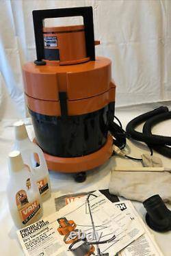 VAX model 121 Dry & Wet Carpet Cleaner including lots of original accessories