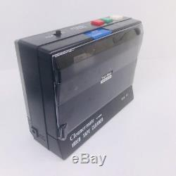 VC-8088 Cleanermate Multi-Function Wet Dry VHS Video Tape Cleaner