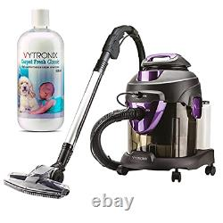 VYTRONIX WSH60 Multifunction 1600W 4 in 1 Wet & Dry Vacuum Cleaner & Carpet With