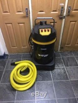 V TUF 3 three triple motor WET and DRY vacuum cleaner POWERFUL 3300W vac CARWASH