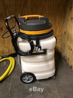 V TUF 3 three triple motor WET n DRY vacuum cleaner 240V aqua 3300W vac CARWASH