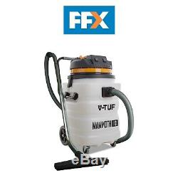 V-TUF MAMMOTH110 110V Wet Dry 90L Industrial Vacuum Cleaner