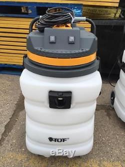 V-TUF VT6000 Twin Motor Industrial Wet & Dry Vacuum Cleaner ENGLISH PLUG NEW