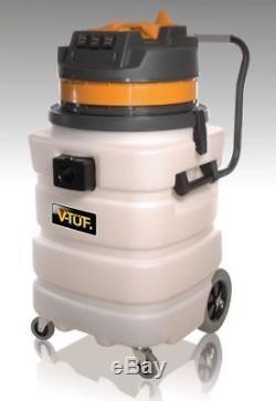 V-TUF VT9000 Vacuum Cleaner 240V Wet & Dry Hoover 3000W Powerful Industrial 90L