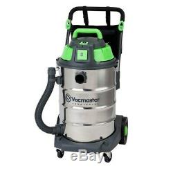 Vacmaster Industrial/Commercial Wet & Dry Vacuum Cleaner 60L 1600W VMVK1660SWDC