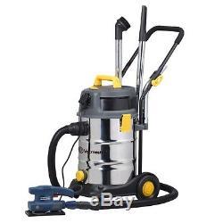 Vacmaster Power 30 Dual HEPA 1600W PTO 30L Industrial Wet & Dry Vacuum Cleaner