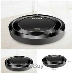Vacuum Cleaner Cordless Floor Dust Dirt Cleaning Robot Dry Wet Sweeping Machine