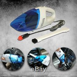 Vacuum Cleaner Wet Dry 12V Handheld Rocwood Portable Car Hoover Bagless