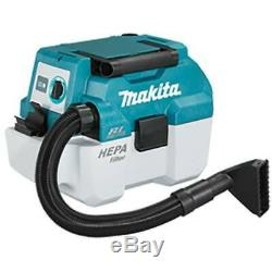Vacuum Cleaner Wet and Dry without Batteries Makita DVC750LZX1