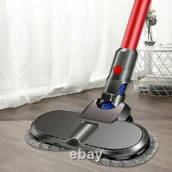 Vacuum Floor Cleaner Electric Mop Head Dry and Wet Cleaning