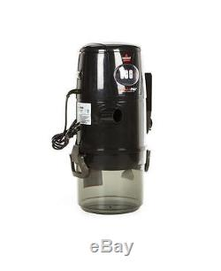 Vacuum Wall Mount Dry Wet Vac Cleaner Garage powerful suction hard-to-reach New