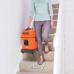 Vax 2 in 1 ECGAV1B1 Wet and Dry Multifunction Cleaner Orange. From Argos