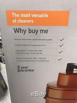 Vax Multivax wet/dry vacuum cleaner, boxed, brand new