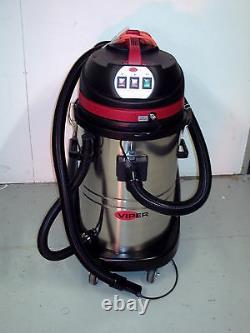 Viper CAR275 carpet and upholstery cleaner shampooer valeting machine