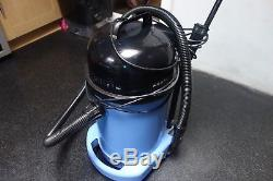 WV470 NUMATIC BLUE Wet & Dry Vacuum Cleaner COMMERCIAL not henry george