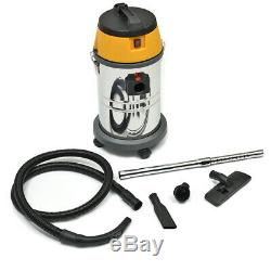 Wet And Dry Vac Vacuum Cleaner Industrial 30/60/80l Litre 3000w Carwash Hoover