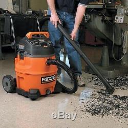 Wet Dry Shop Vac Vacuum Cleaner 16 Gal. Clean Debris Water Heavy Duty Clean-up