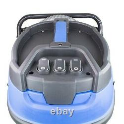 Wet & Dry Vac Vacuum Cleaner 100L- HYVI10030 Industrial Vac 3000W