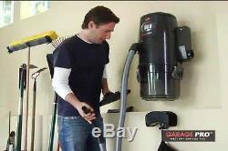 Wet Dry Vac Vacuum Wall Mounted Garage Cleaner Shop Car Workshop Carpet Bagless