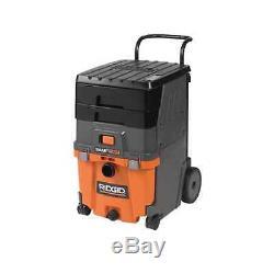 Wet Dry Vacuum Cart 11 Gallon Cleaner Portable Car Vac 6 Peak HP Blower Garage